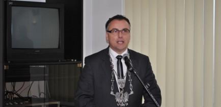 Zaproszenie na LVI Sesję Rady Miejskiej