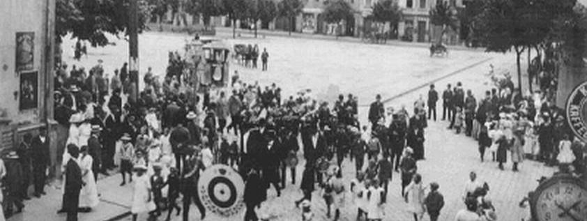 Listopad 1918 w Obornikach