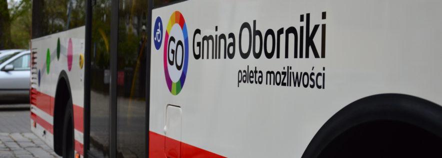 Przystanek autobusowy Oborniki, Betoniarska – kursy jednak bez zmian!