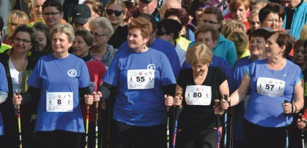 Aktualności - Ruszyły zapisy na Letni Rajd Nordic Walking po Złotą Pyrę