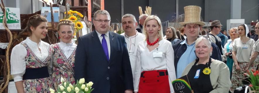 Sukces LGD Kraina Trzech Rzek na AGROTRAVEL