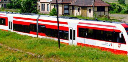 Drezyniarz – pociągiem do Czarnkowa