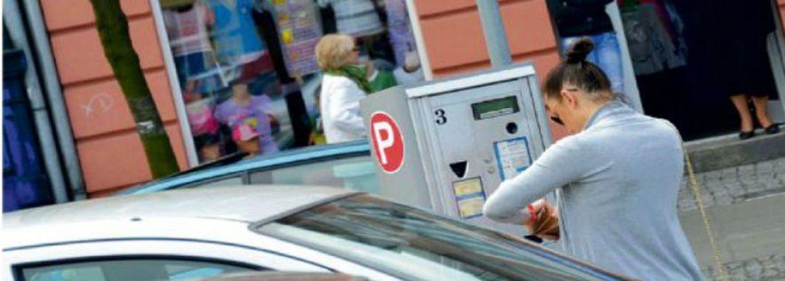 Biuro strefy płatnego parkowania tylko po telefonicznym umówieniu się