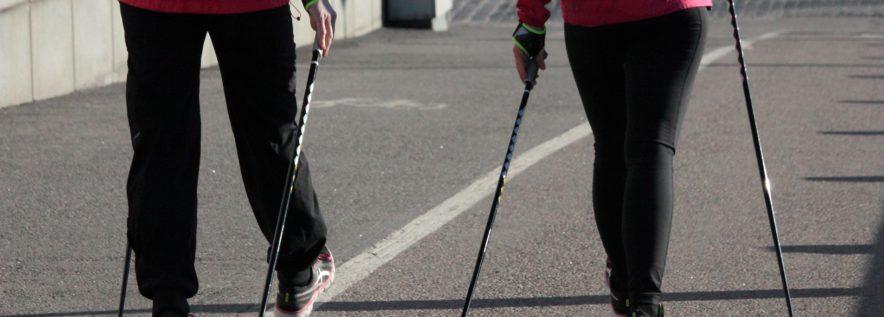 V Zimowy Rajd Nordic Walking