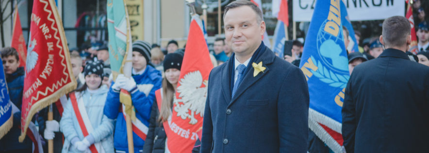 Prezydent Andrzej Duda odwiedził Oborniki