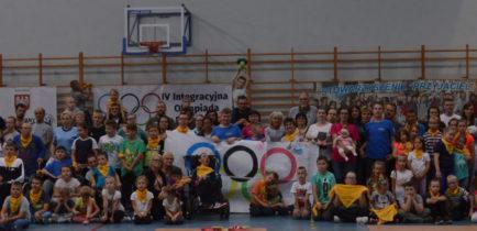 Aktualności - IV Olimpiada Integracyjna