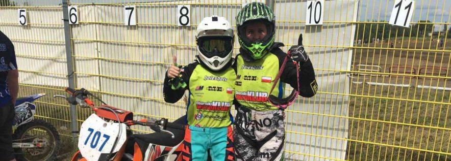 Udany star zawodników Motoklub