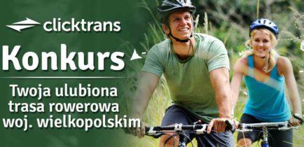 Aktualności - Twoja ulubiona trasa rowerowa