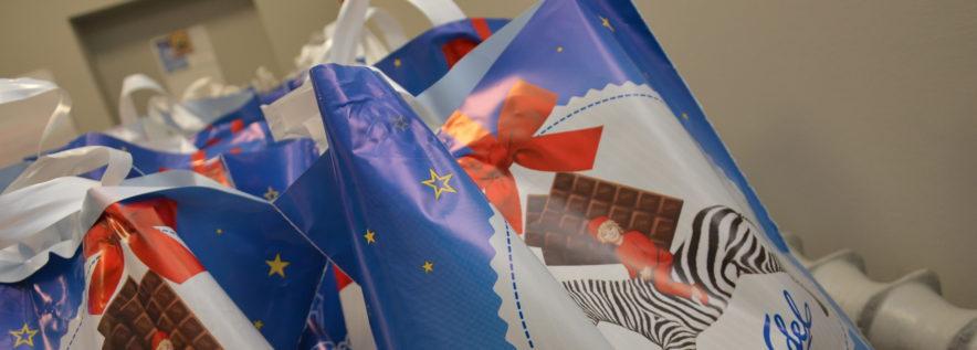 Świąteczna Zbiórka Żywności w Obornikach