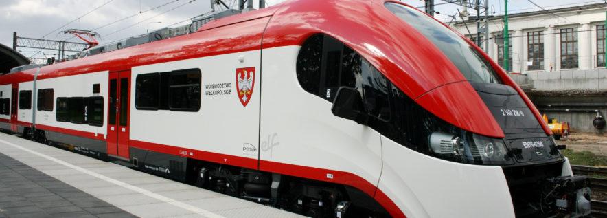 Konkurs na przygotowanie logotypu oraz systemu identyfikacji wizualnej Poznańskiej Kolei Metropolitalnej