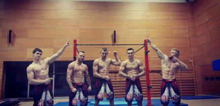 Aktualności - Dynasty Workout w Obornikach!