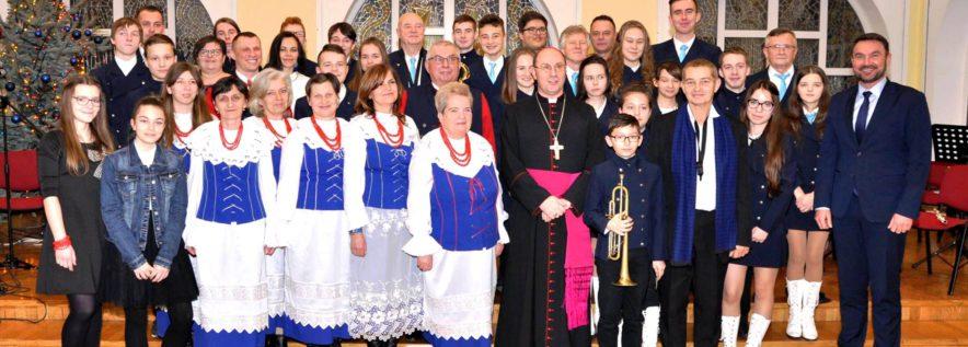 Obornicka Orkiestra Dęta zagrała dla Prymasa Polski