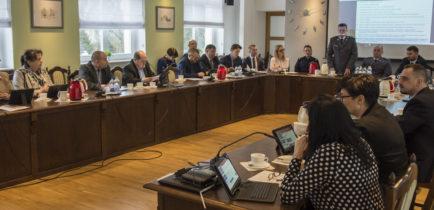 Aktualności - XLVI Sesja Rady Miejskiej