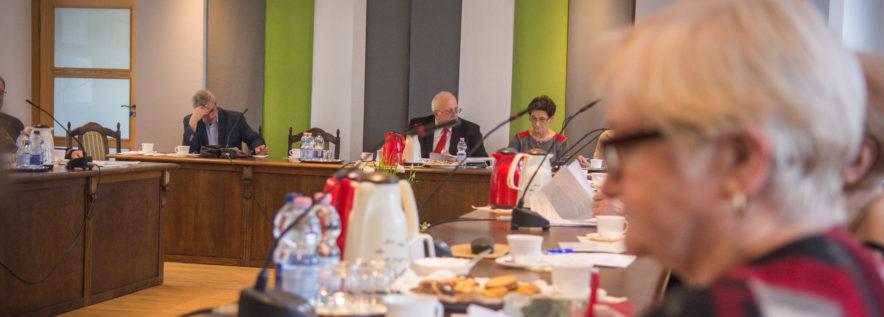 25 Sesja Obornickiej Rady Seniorów