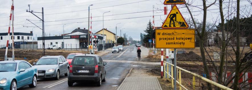 Przejazd na Kowanowskiej będzie zamknięty
