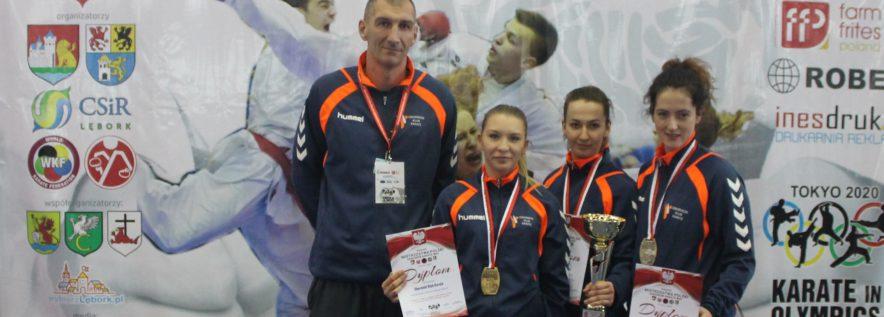 Kolejne sukcesy na koncie obornickich karateków!