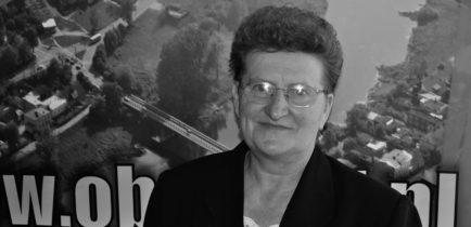 Aktualności - Zmarła Maria Przysiecka