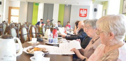 Aktualności - XXVI sesja Obornickiej Rady Seniorów