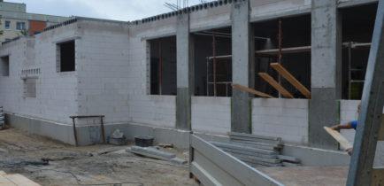 Aktualności - 100 nowych miejsc po rozbudowie Bajeczki