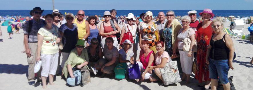 Wycieczka seniorów do Kołobrzegu