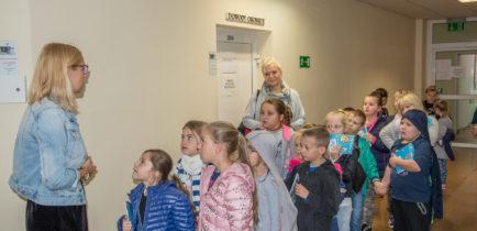 Aktualności - Uczniowie w urzędzie
