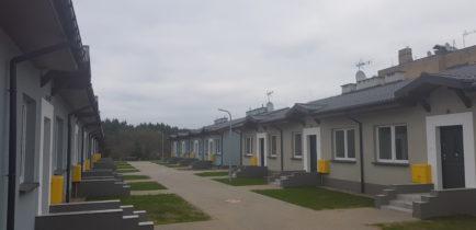 Aktualności - 32 mieszkania już gotowe dla nowych lokatorów