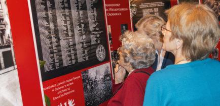 Aktualności - Biblioteka zaprasza na wystawę Oborniczanie w Powstaniu Wielkopolskim 1918-1919