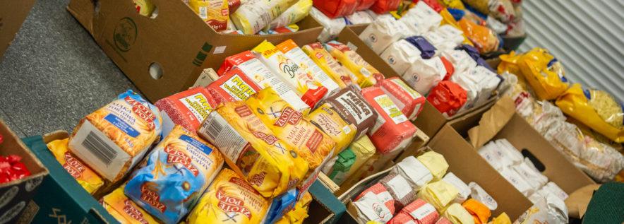 Kolejna edycja programu pomocy żywnościowej dla mieszkańców