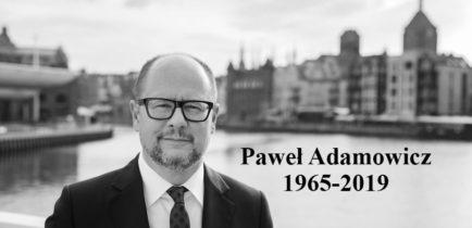 Odszedł Paweł Adamowicz- Prezydent Gdańska