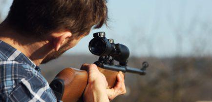 Zachowaj ostrożność w obszarze polowań