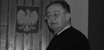 Aktualności - Zmarł Henryk Dykcik