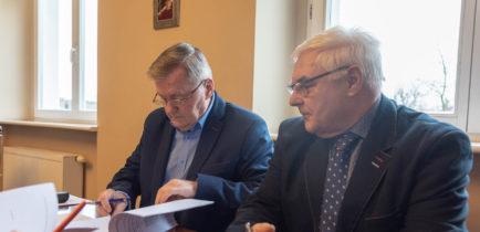 Kolejna umowa na zadania w ramach pożytku publicznego podpisana