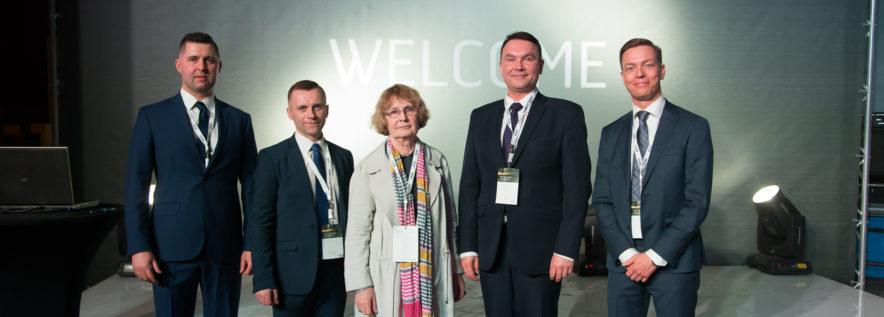 Firma SSAB gospodarzem spotkania z przedstawicielami 16 państw świata