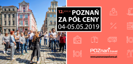 Poznań za pół ceny – dołącz do akcji!