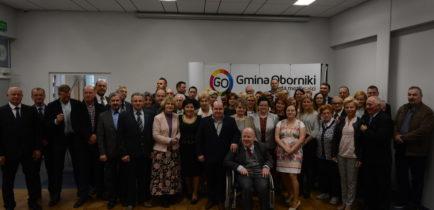 Aktualności - Uroczyste powitanie Sołtysów na kadencję 2019-2024
