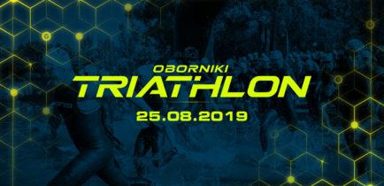 Zapisz się na  Oborniki Triathlon