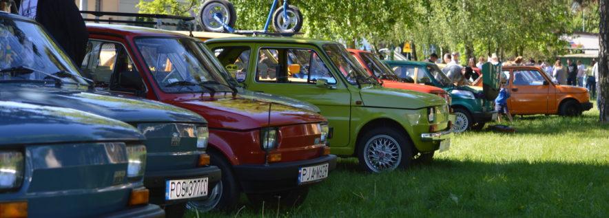 VII Obornicki Zlot Fiata 126 p