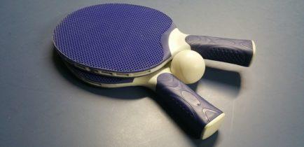 Wkrótce zawody tenisa stołowego