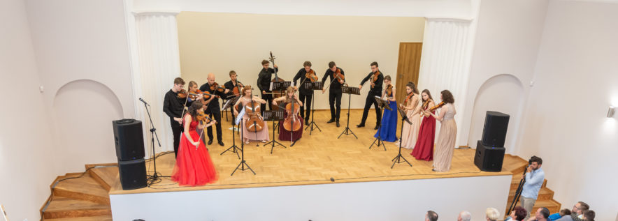 Polish Soloists String Orchestra