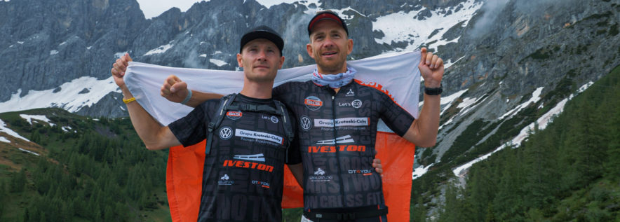Siódme miejsce dla Macieja Adamczyka podczas Austria eXtreme Triathlon