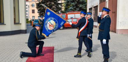 Aktualności - Powołano nowego Komendanta Powiatowego PSP