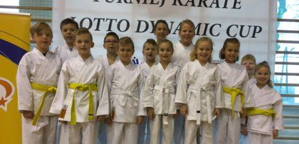 Aktualności - Udany start obornickich karateków