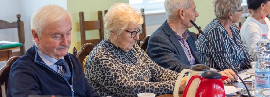 Obornicka Rada Seniorów obradowała
