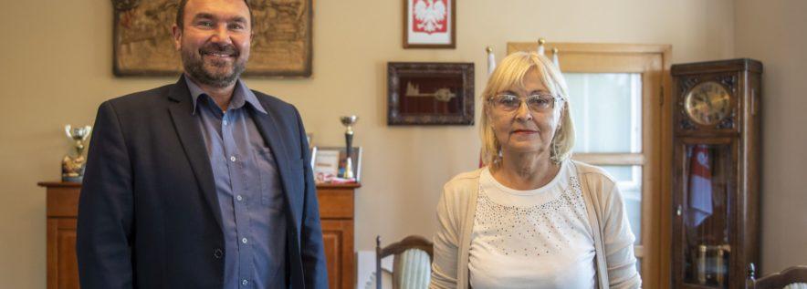 Elżbieta Borowiak nowym prezesem Uniwersytetu Trzeciego Wieku w Obornikach