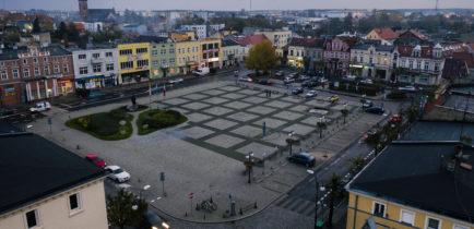 Strefa nadal w zarządzie Projekt Parking