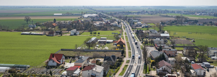 Nowa droga już wkrótce w Bogdanowie
