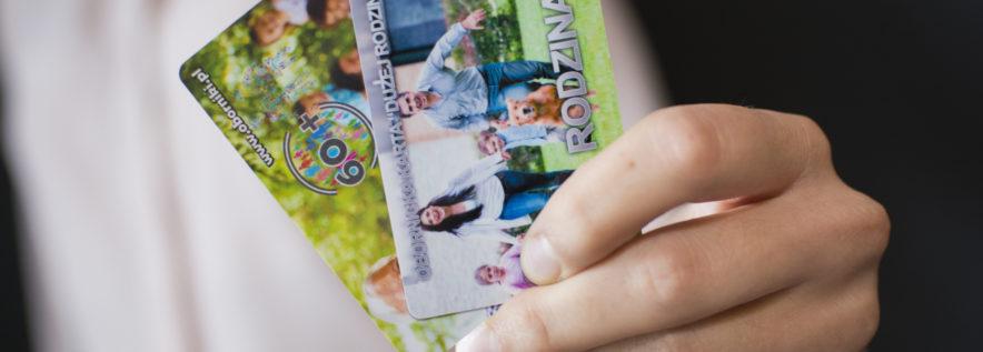 Zostań partnerem obornickich kart seniora czy rodziny 3+