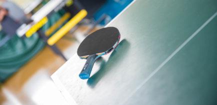 Aktualności - Zapraszamy dzieci na treningi tenisa stołowego
